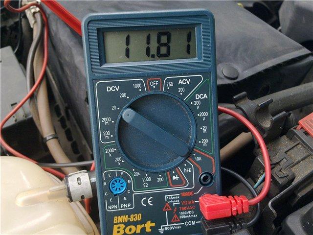 Регулятор напряжения генератора