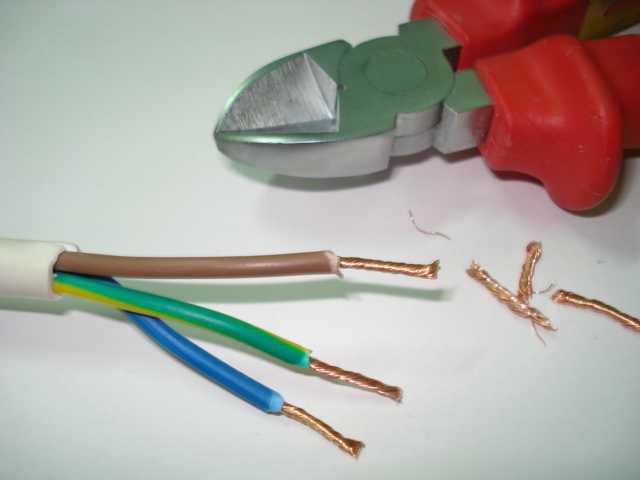 Расчет нагрузки на кабель