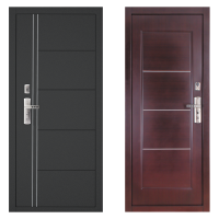 Стальная дверь Форпост С-128
